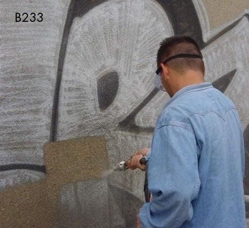 PARA LA LIMPIEZA DE GRAFITIS TAG ACF