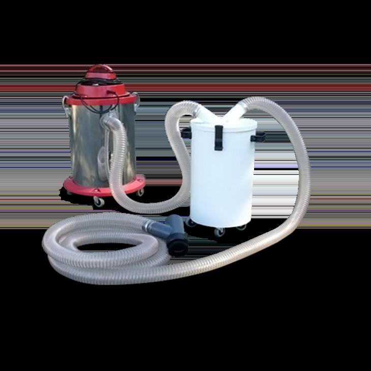 equipo de sand blast sin polvo sp18 acf mexico